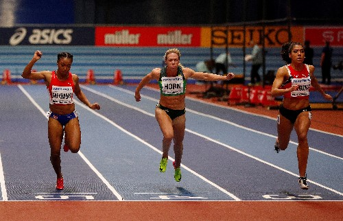 Athletics: South African sprinter Horn handed provisional doping ban
