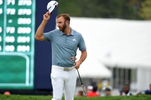 Johnson completes runner-up grand slam at PGA Championship