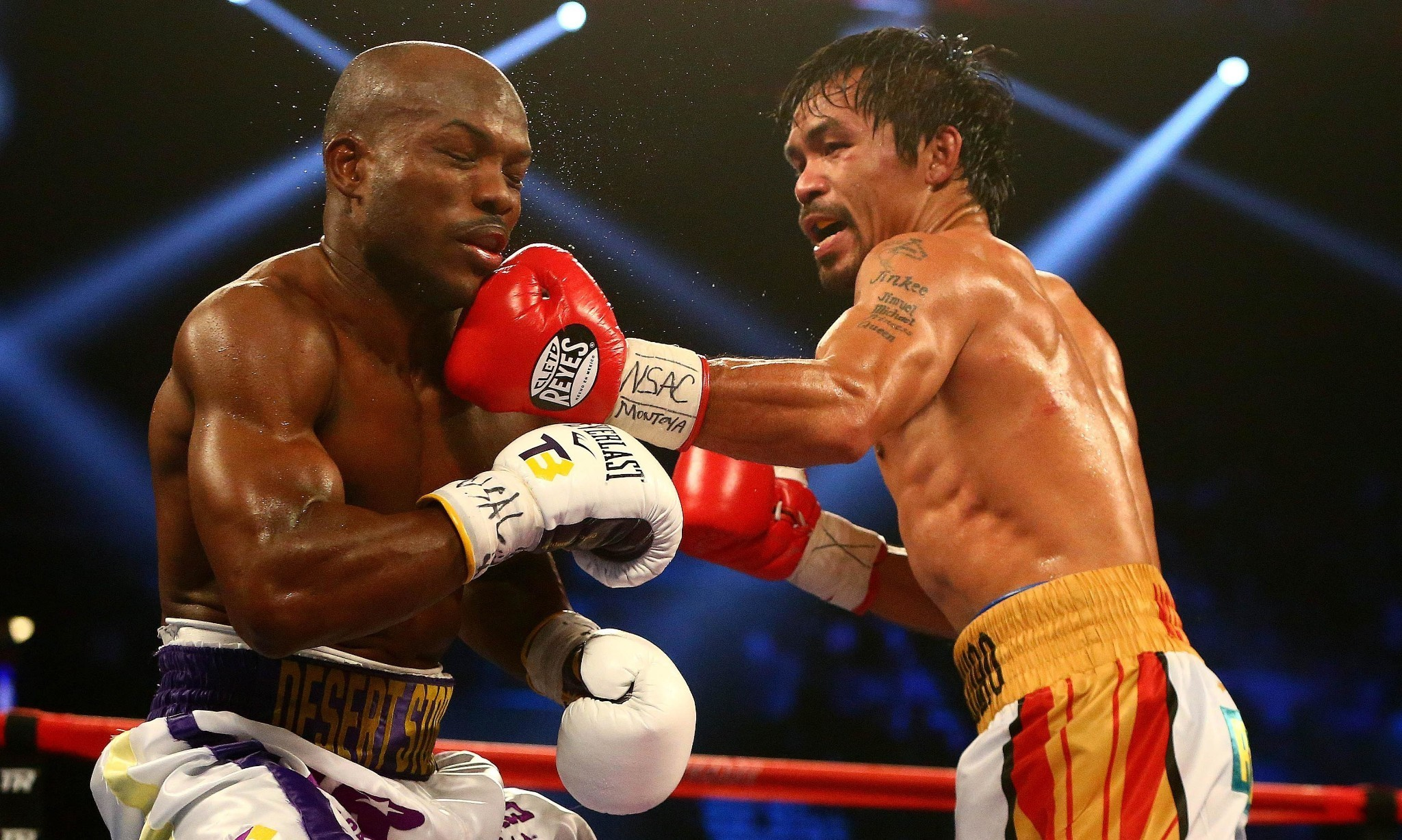 The Great Manny Pacquiao And Boxing - Magazine cover