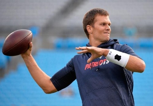 Brady ready for business as NFL season opens