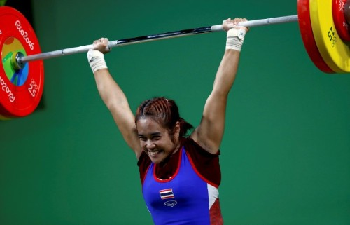 Weightlifting: Thailand faces Olympic ban after six positives at worlds