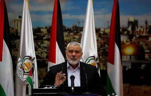 هنية يقول وقف إطلاق النار في غزة ممكن إذا أوقفت إسرائيل الهجمات