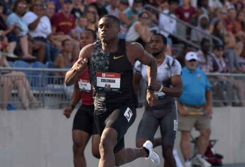 Athletics: Britain's Edoburun criticizes Coleman after U.S. doping agency charges