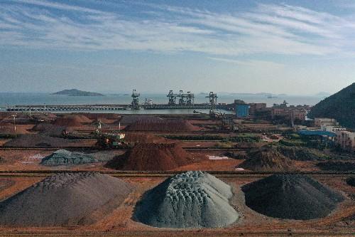 ANÁLISE-Demanda chinesa por minério de ferro de qualidade deve acelerar