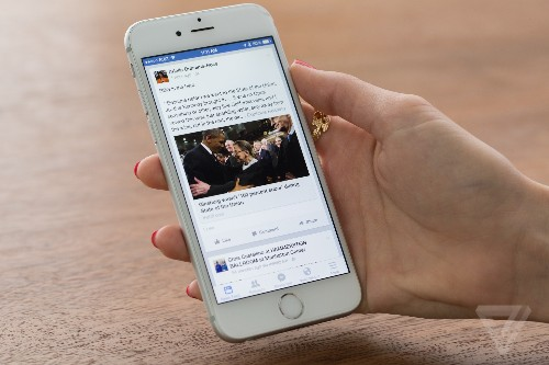 Facebook is telling everyone that they're dead