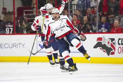 Late Hurricanes flurry forces Game 7 vs. Caps