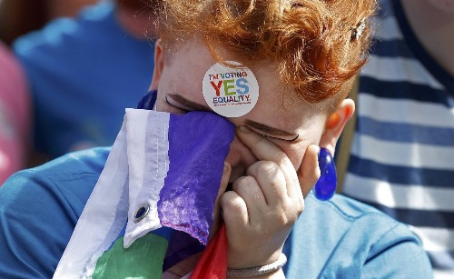 Ireland Votes Yes to Same-Sex Marriage