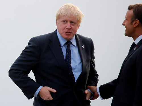 UK PM Johnson seeks legal advice on five-week parliament closure: The Observer