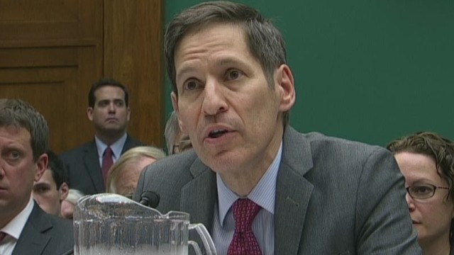 Hill members grill CDC on Ebola at hearing