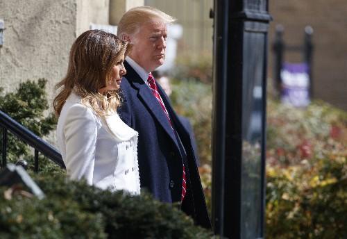 Melania Trump to convene interagency group on youth programs