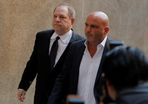 Movie producer Weinstein pleads not guilty to new sex assault charge