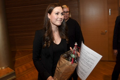 Finland's new young female prime minister breaks the mold