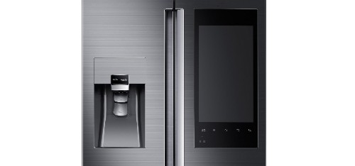 Samsung and MasterCard will let you order groceries straight from your fridge
