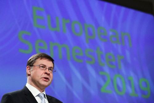 Bulgaria's euro membership not before mid-2022: EU's Dombrovskis