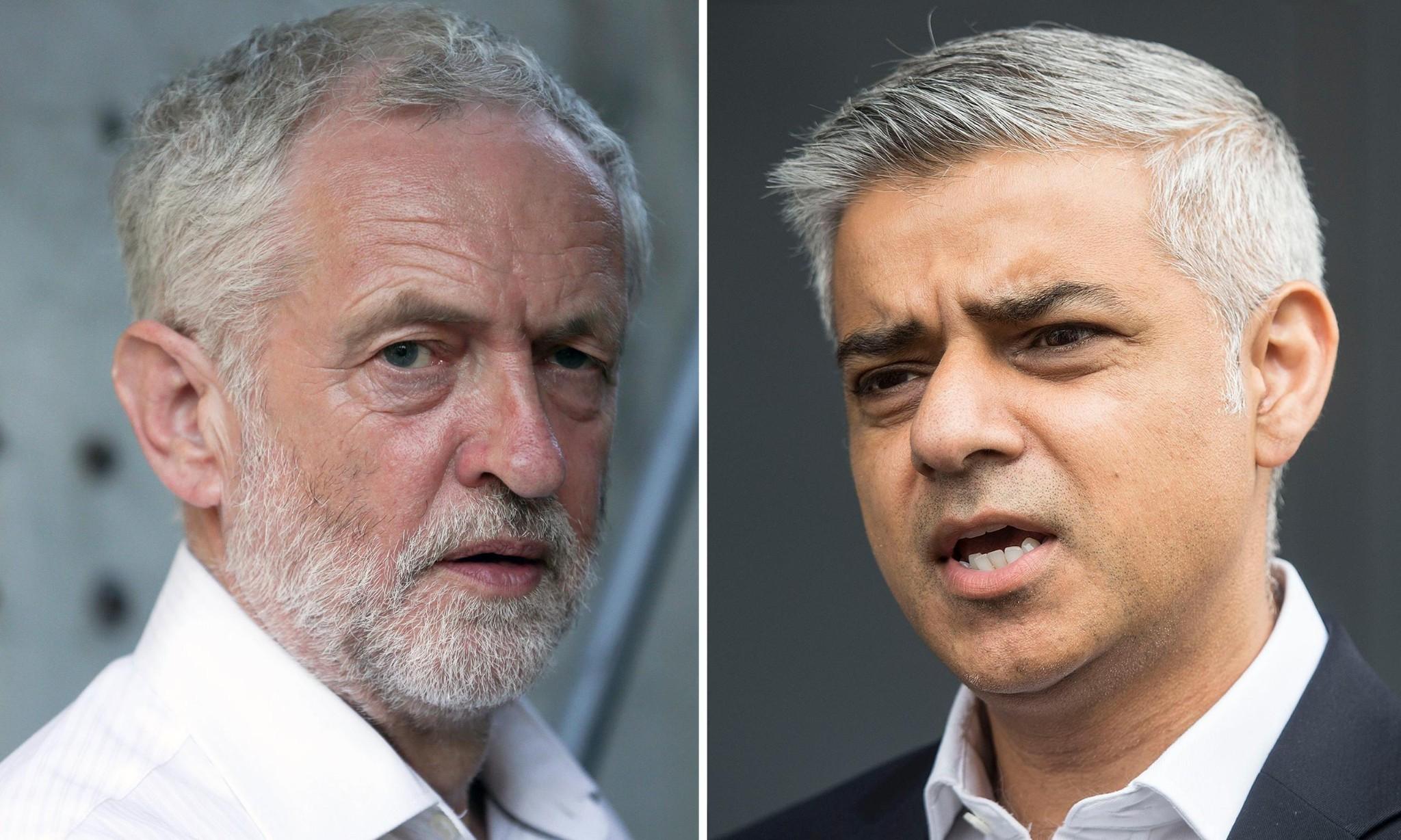 Sadiq Khan tells Labour not to 'faff around' over Ken Livingstone