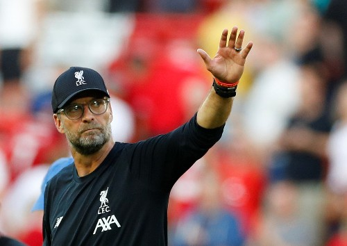 Soccer: Coach Klopp plans one-year break after Liverpool stint - report