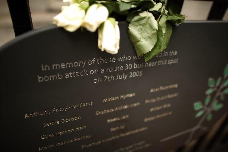 7/7 London bombing: Tavistock Square eyewitness Alex Marshall recalls double decker bus blast