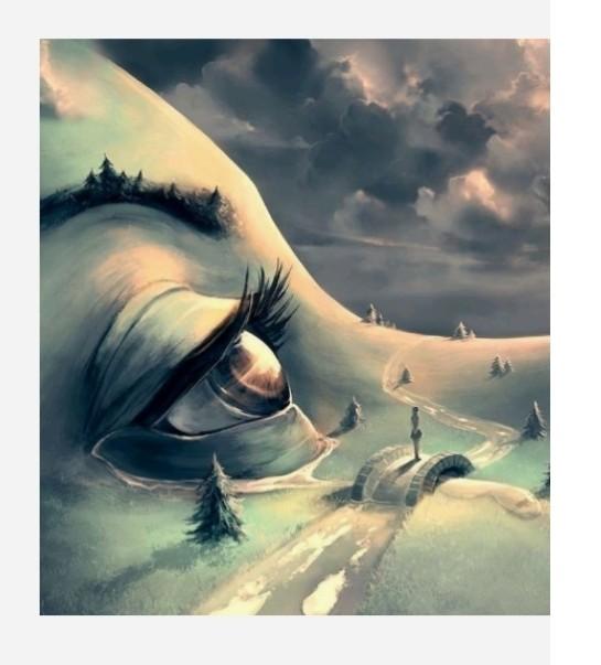 Eye Of The Beholder... - Cover