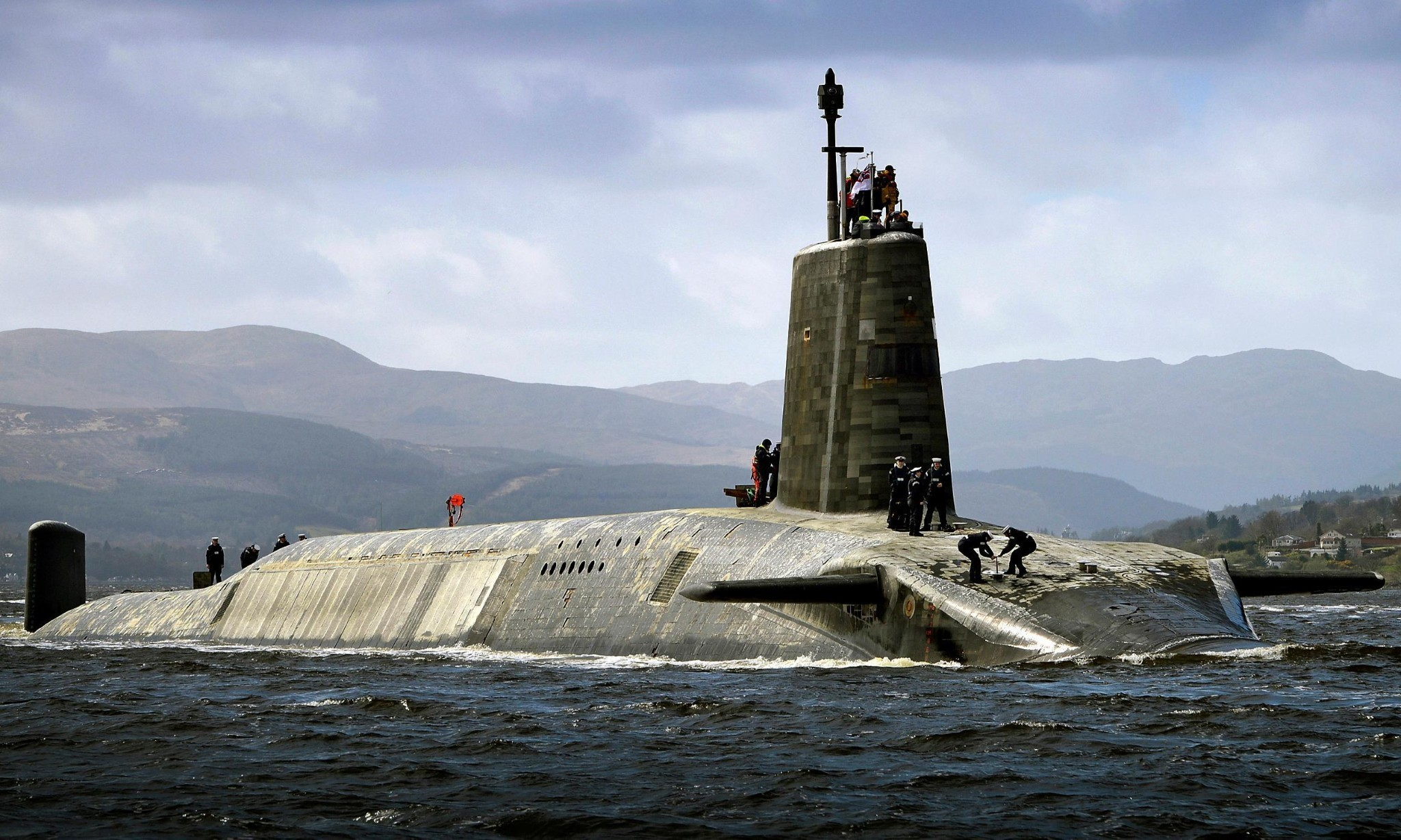Labour's defence policy review given third option for Trident stance