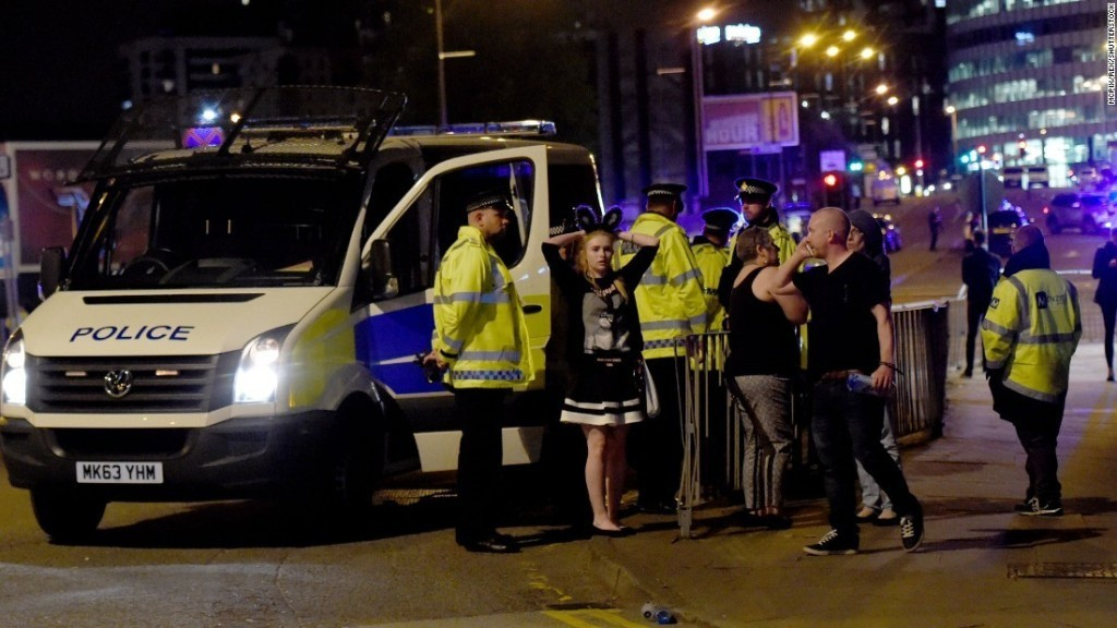 Manchester attack: UK halts sharing bombing intel with US