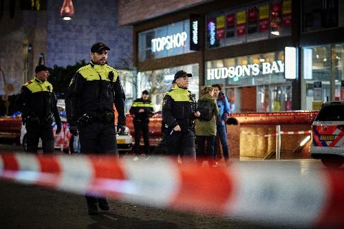 Dutch police arrest suspect in stabbing of 3 teens