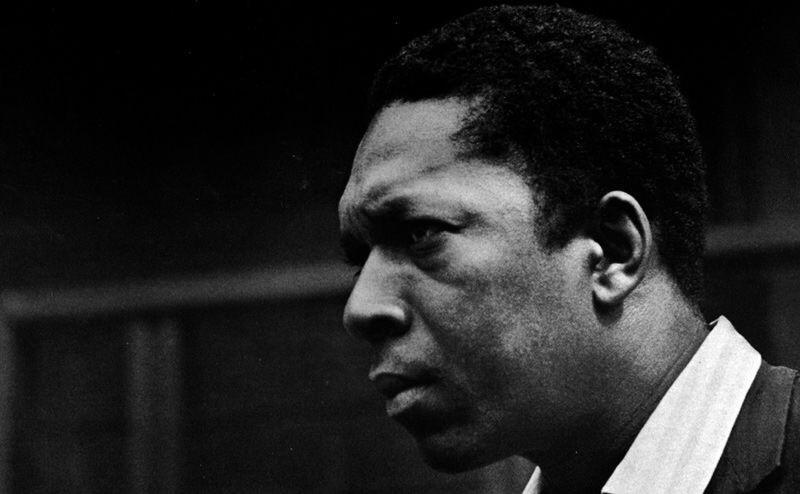 """""""A Love Supreme"""" / John Coltrane - cover"""