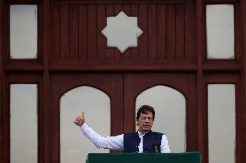 India's crackdown on Kashmir will spur global Muslim extremism: Imran Khan