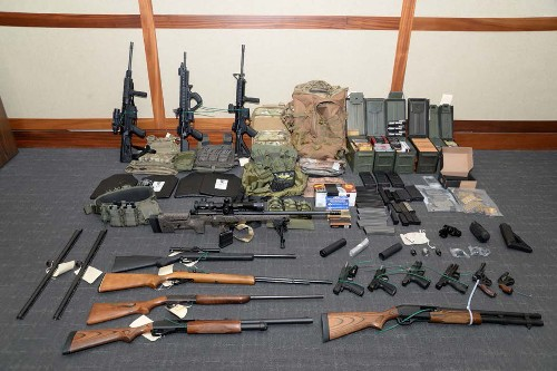 U.S. Coast Guard officer accused of terror plot could face more charges