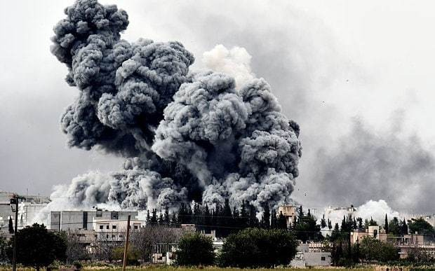 As Iraq burns, Islamic State jihadis forced to pour reinforcements into Kobane