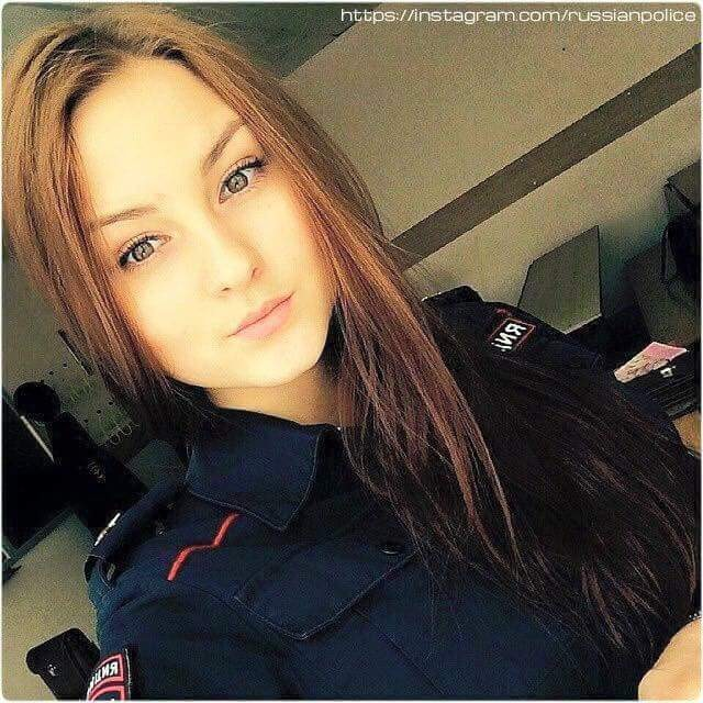 Russian police, arrest me please..