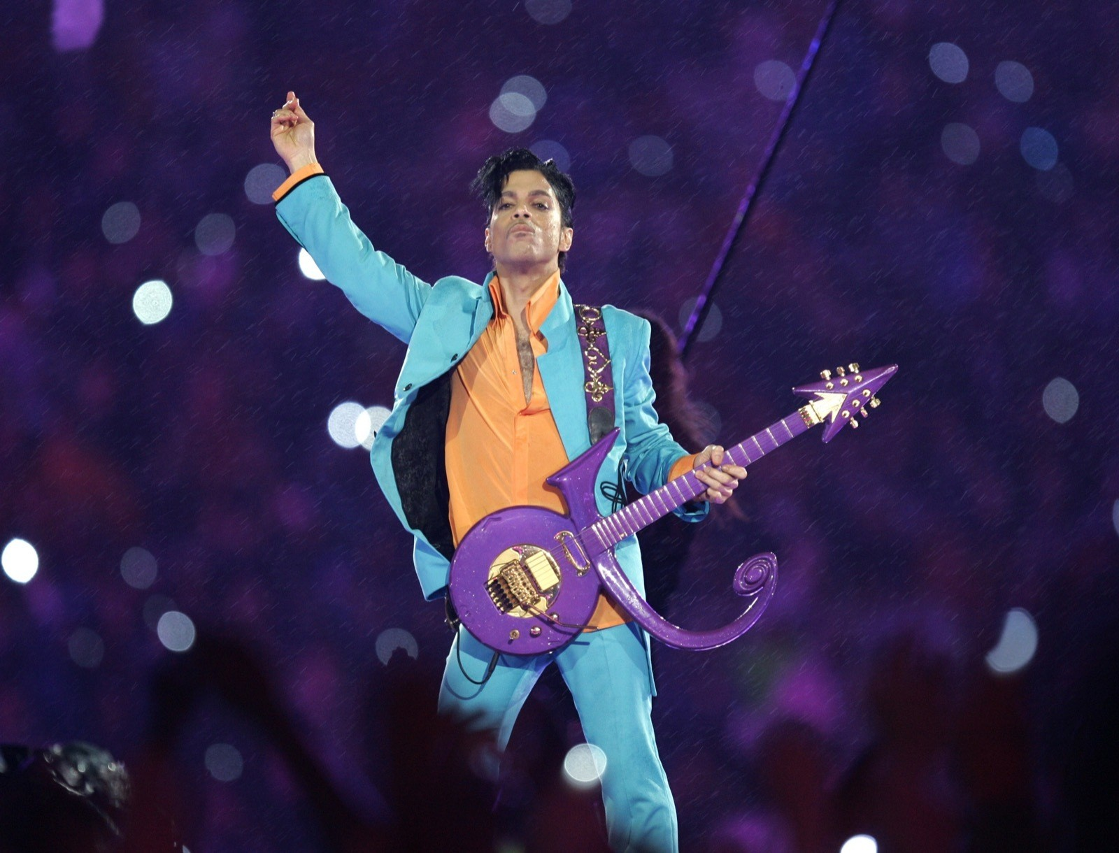 Remembering Prince cover image