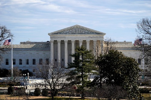 U.S. top court rejects ex-congressman's appeal in spending scandal