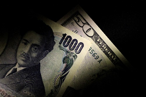 Dollar down against yen, Swiss franc as trade talks go to the wire