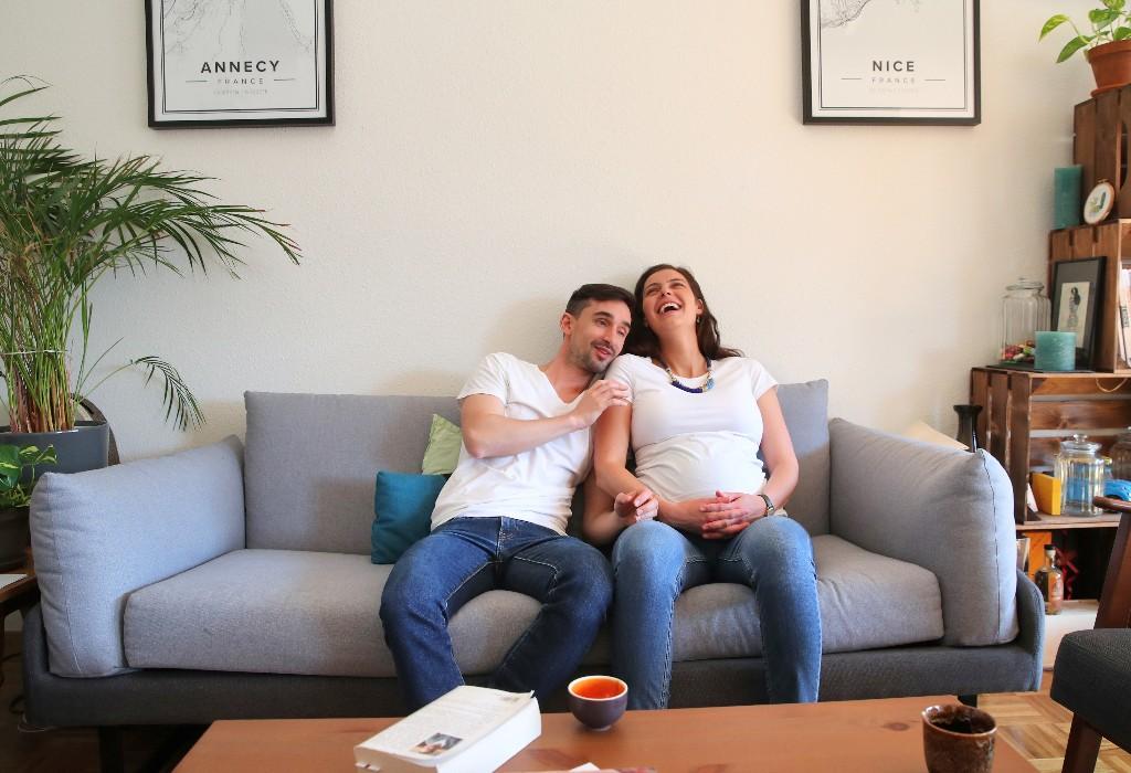 Geneva couple rethink birth plan amid coronavirus crisis