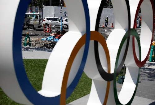 Olympics: Rowing chief Rolland pleased as Tokyo 2020 venue opens