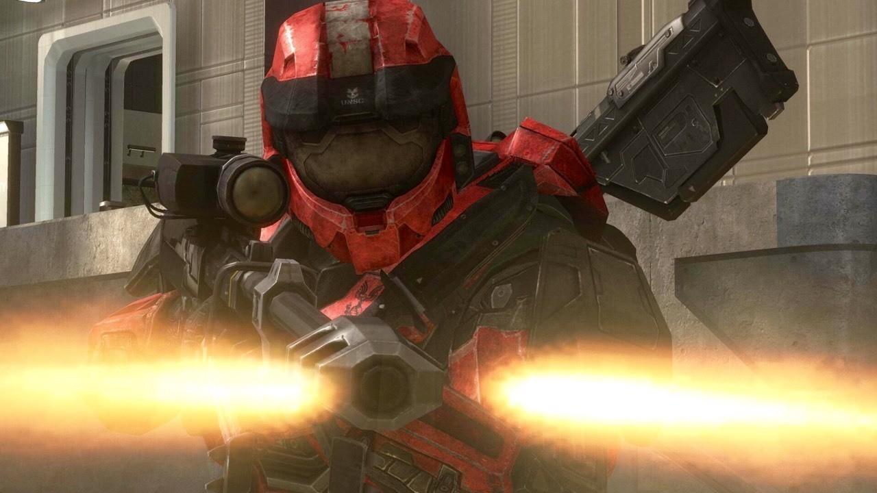 Spartans Sniper