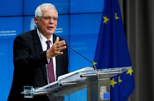 EU's Borrell extends timeline for dispute mechanism on Iran deal