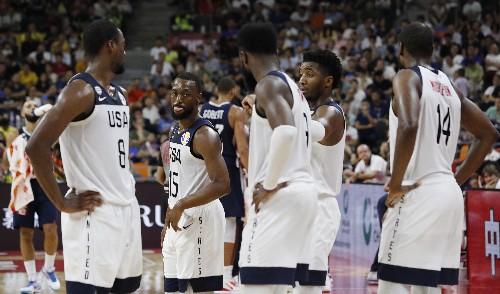 USA retains No.1 FIBA world ranking