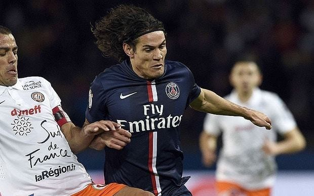 Arsenal transfer news and rumours: Arsene Wenger given green light to sign Edinson Cavani