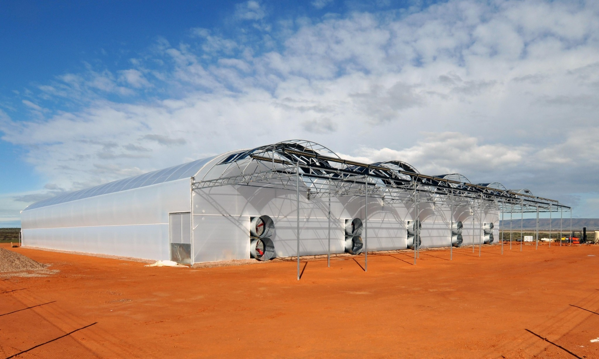 The greenhouse that acts like a beetle and other inventions inspired by nature
