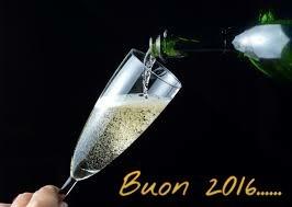 Mettete al fresco una bella bottiglia di Spumante e brindate al nuovo Anno 2016. ...