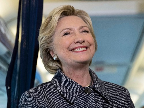 Clinton buying ads in Texas is 'a classic political prank'