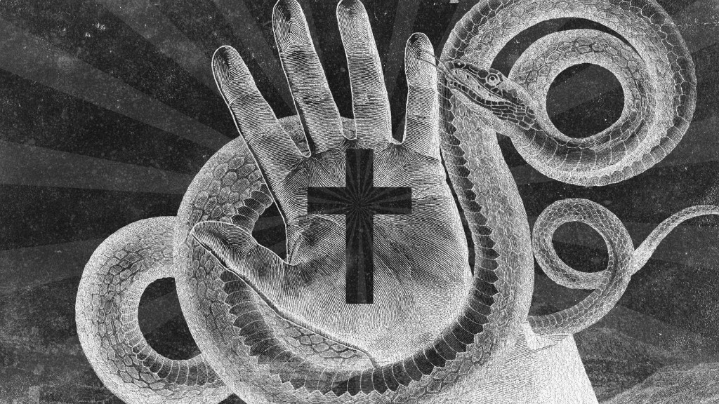 Touching Death: The Turbulent Life of One of America's Last Snake-Handling Preachers