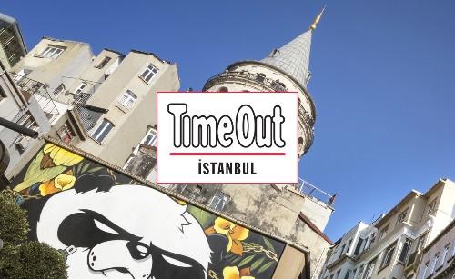 Şehrin rehberi Time Out İstanbul artık Flipboard'da