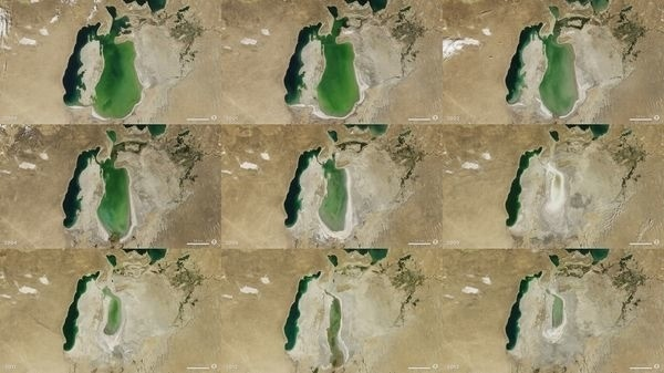 """""""Lost"""" Satellite Photos Reveal Surprising Views of Earth in the 1960s"""