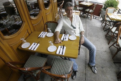 Anthony Bourdain: A Life in Pictures