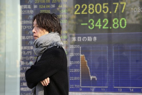 Asian shares skid on renewed US-China trade worries