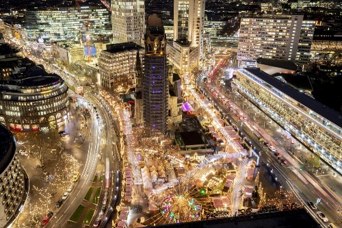 The Splendor of Christmas Markets: Pictures