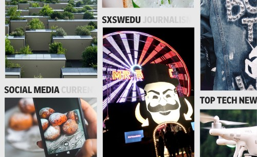 How to Create a Destination for SXSWedu News on Flipboard