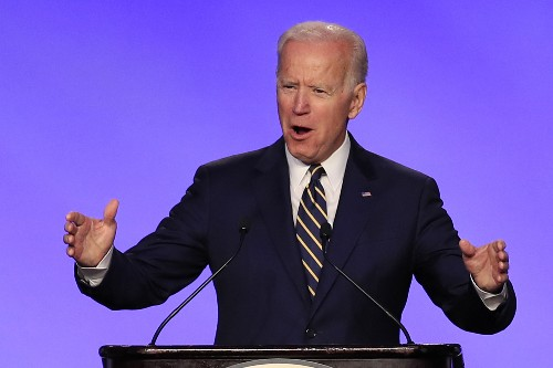 Biden to campaign as extension of Obama's political movement